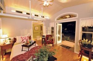 Medcottage interior view for Med cottage