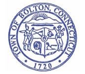 Bolton Connecticut town seal