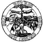 Bozrah Connecticut town seal