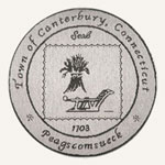 Canterbury Connecticut town seal