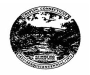 Chaplin Connecticut town seal
