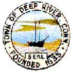 Deep River Connecticut town seal