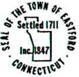Eastford Connecticut town seal