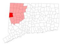 Kent Connecticut map