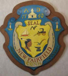 New Fairfield Connecticut town seal
