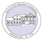 New Hartford Connecticut town seal