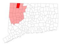 Norfolk Connecticut Map