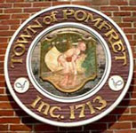 Pomfret Connecticut town seal