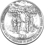 Redding Connecticut town seal