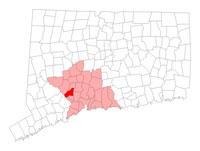 Seymour CT map