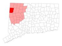 Sharon Connecticut map