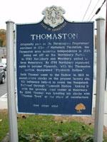 Thomaston Connecticut
