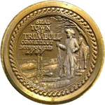 Trumbull Connecticut Town seal
