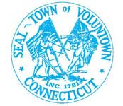 Voluntown Connecticut town seal