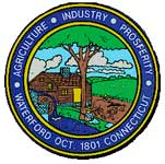 Waterford Connecticut town seal