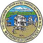 Wethersfield CT seal