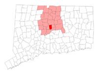 newington CT map