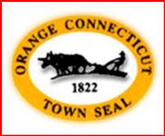 Orange CT town seal