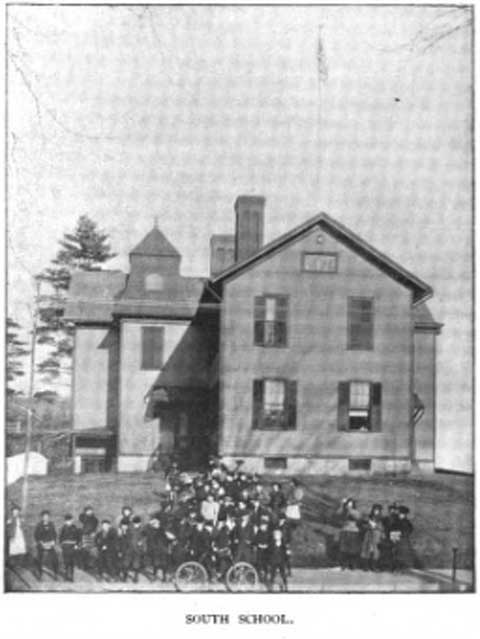 South School Torrington Connecticut