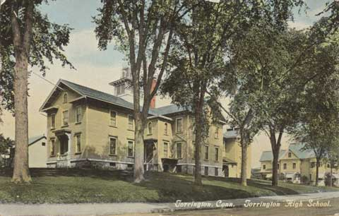 Torrington High School c 1906