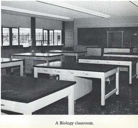 THS Biology Class