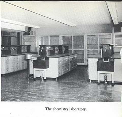 THS  Chemistry Lab