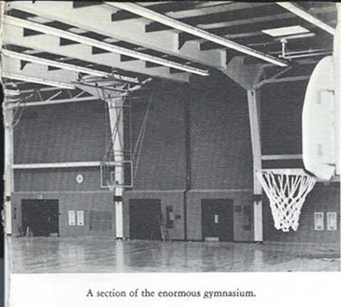 THS Gymnasium