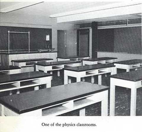 THS Physics Class