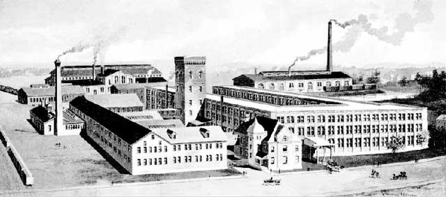 Hendey's Machine Co 1903