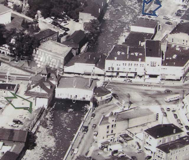 Center Bridge 1952