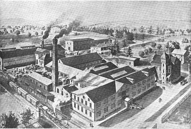 Hendey Machine Co 1896