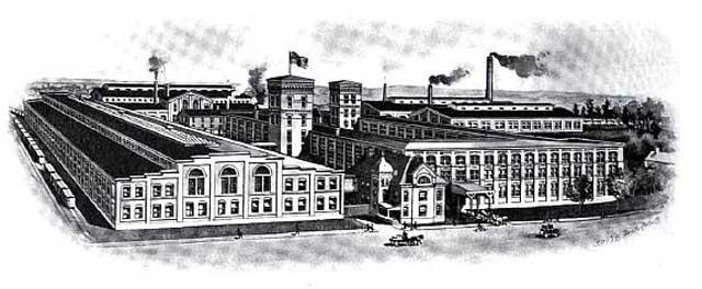 Hendey's Machine Co 1907