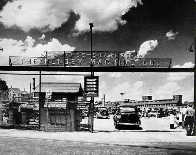 Hendey's Machine Co 1943