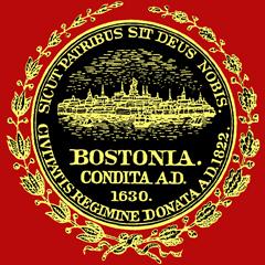Boston City Seal