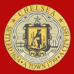 Chelsea Massachusetts Town Seal