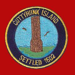 Gosnold Cuttyhunk Emblem