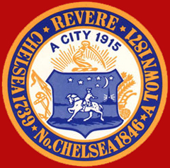 Revere Massachusetts Seal