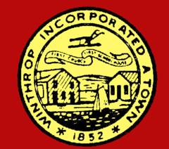 Winthrop town seal