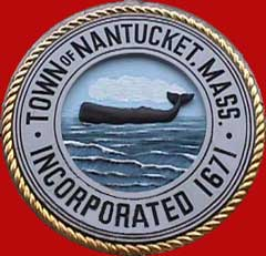 Nantucket town seal