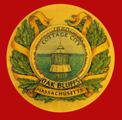 Oak Bluffs Town Seal