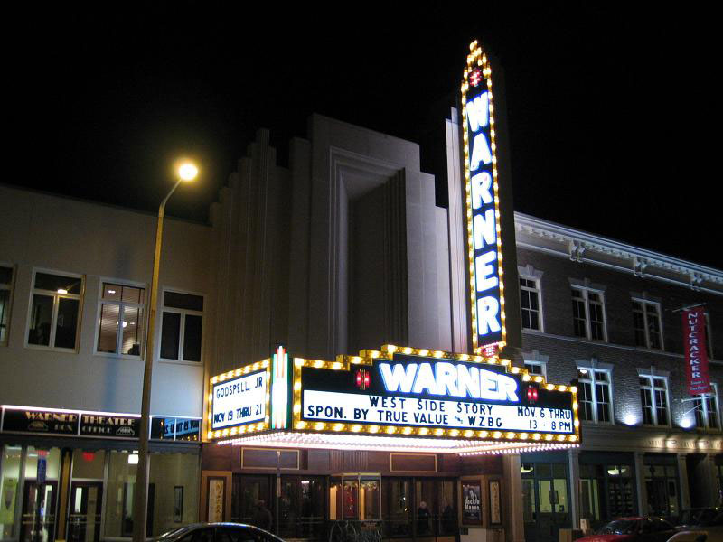 Torrington's Warner Theater